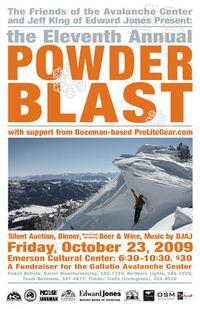 Powder-Blast