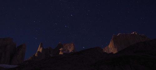 Night sky pollone group1