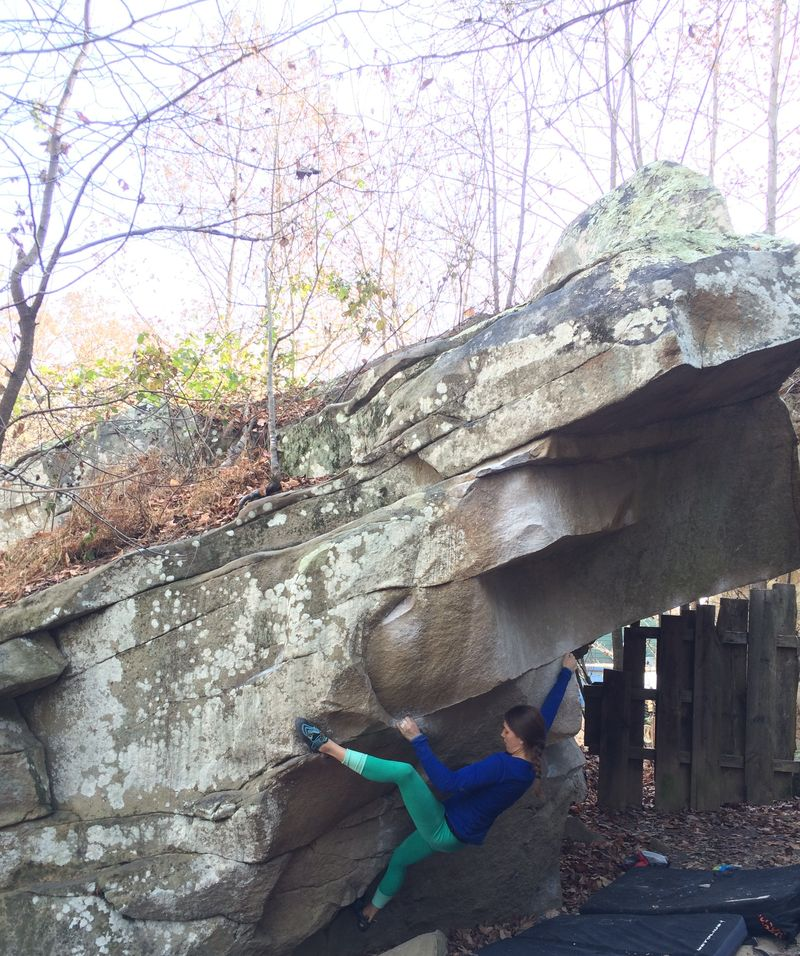 Tennessee Thong (V7)